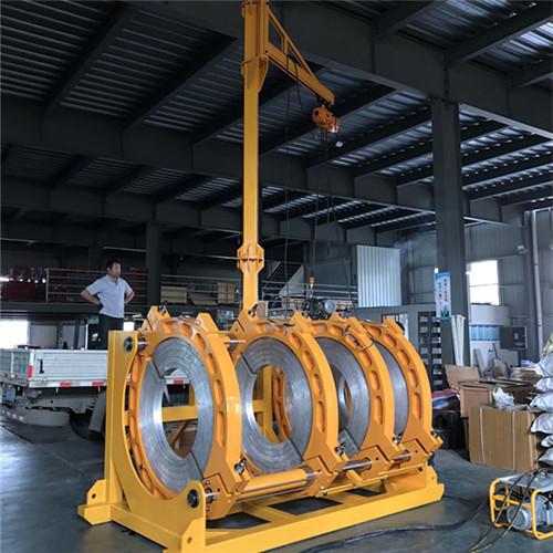Welding machine welding deformation prevention measures