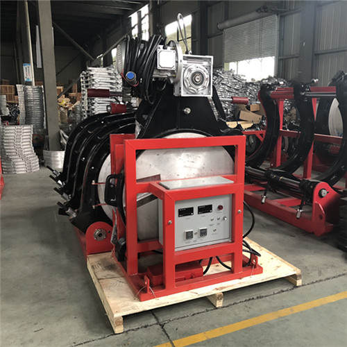 CH-H1000 Hydraulic butt fusion welding machine for sale