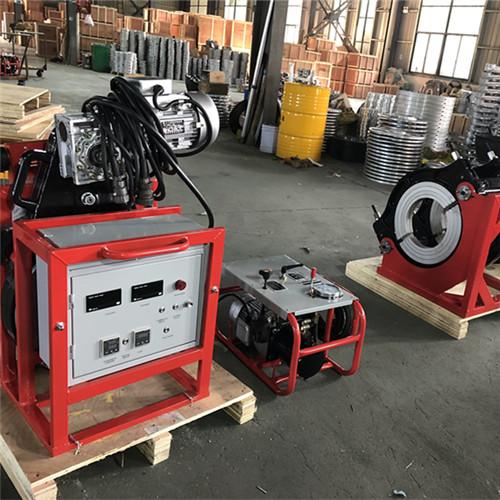 HDPE butt fusion welding machine CH-H500