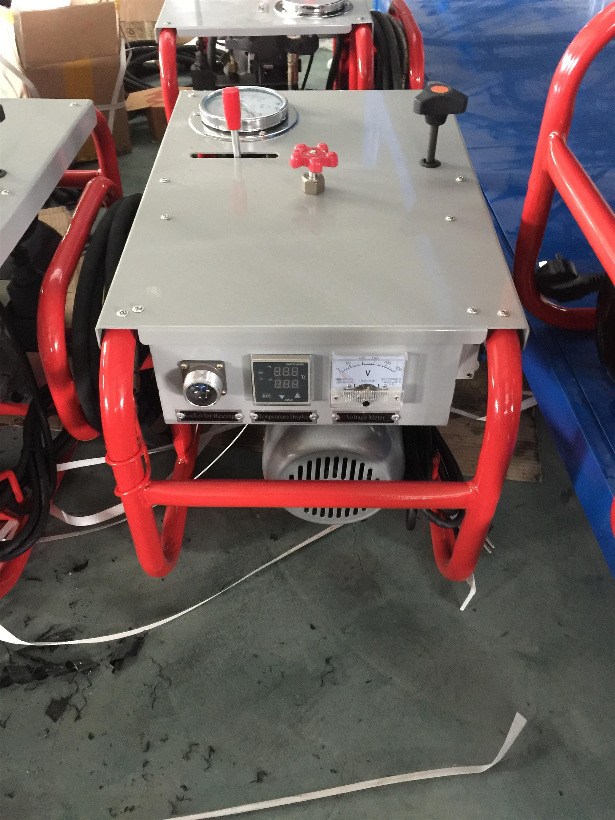 Automatic butt fusion welding machine 90-250mm