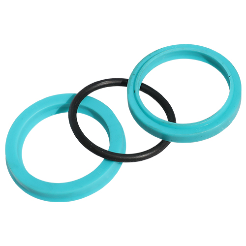 Hydraulic butt welder seal ring