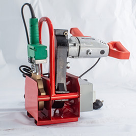 Automatic electrofusion welding machine selection and use skills