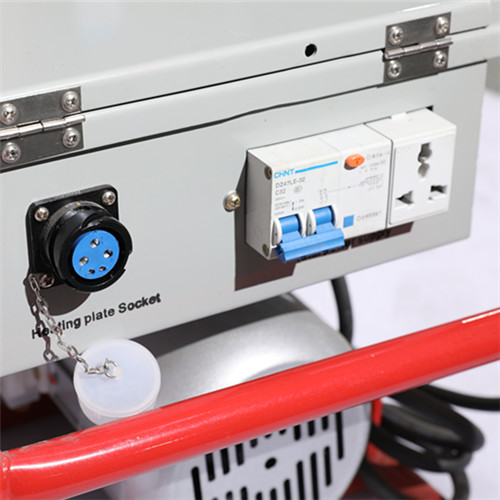 Advantages of fully automatic hot melt welding machine