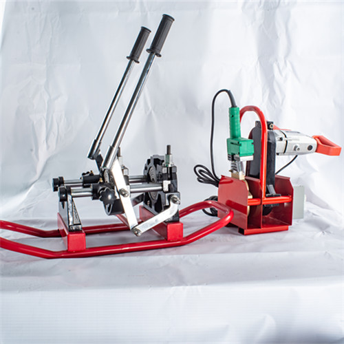 CH-T110 Hand Push Butt Fusion Welder Tool For PE