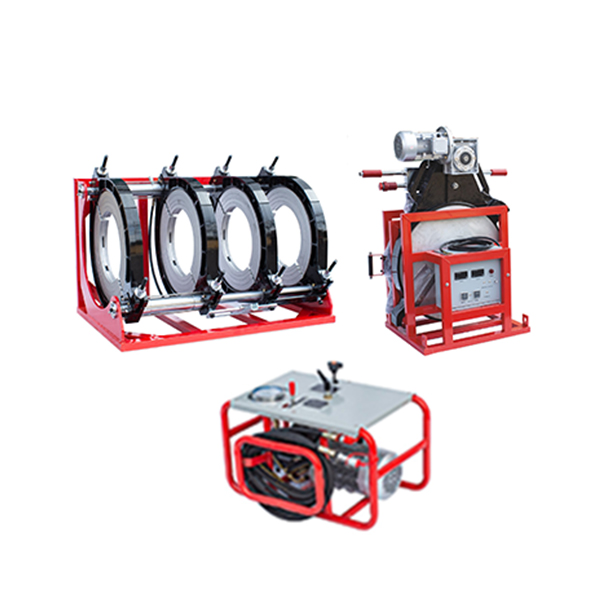 What are the precautions for the operation of the welding machine