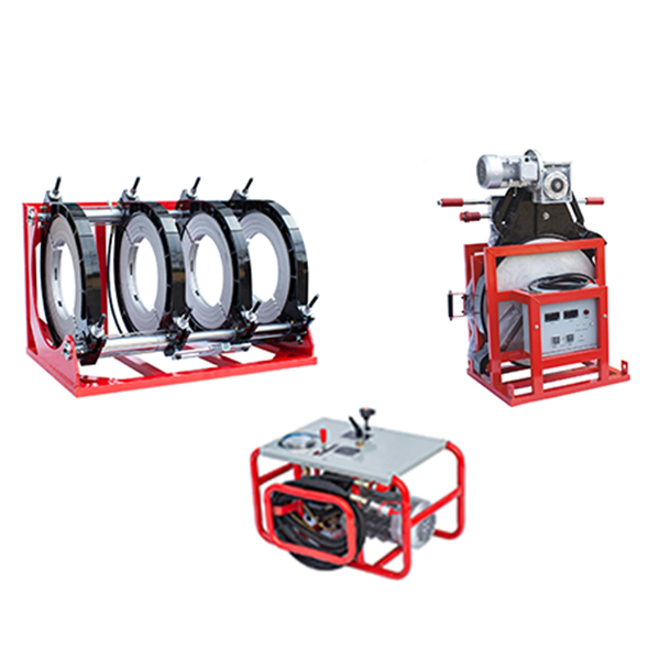 Hydraulic Butt-fusion plastic welding machine with low price