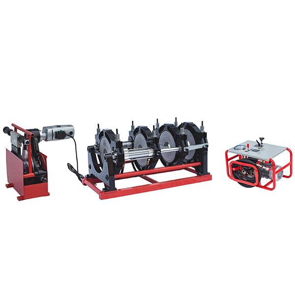Hydraulic Butt-fusion welding machines 14