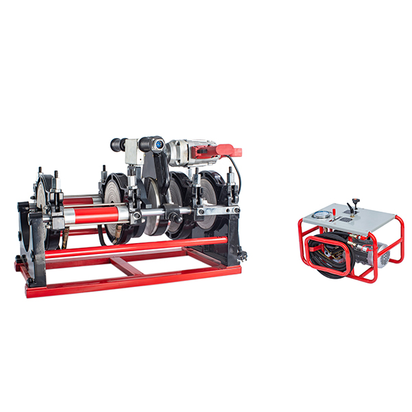 high quality Hydraulic Butt-fusion welding machines