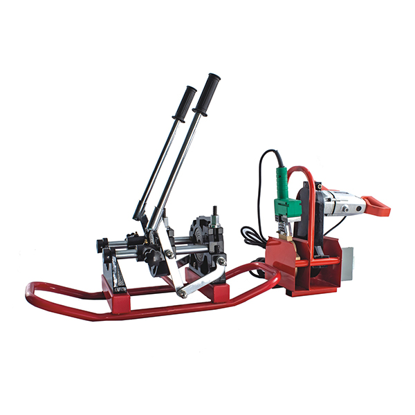 Hand Push Type Pipe Hot Melt Machine Welding Machine