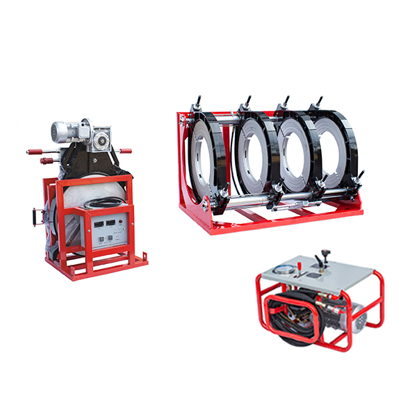 High quality Hydraulic butt fusion welding machine for sale