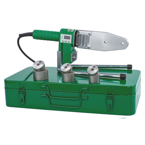 Temperature Controlled Heating PPR Pipe Welding Machine