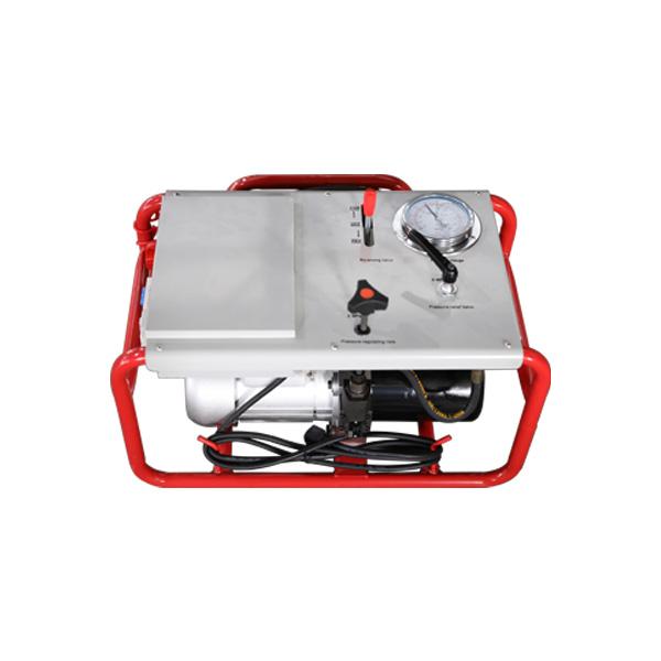 CH-H355 Hydraulic HDPE pipe welding machine